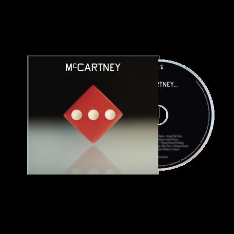 Paul McCartney: McCartney III - Deluxe Edition Red Cover CD