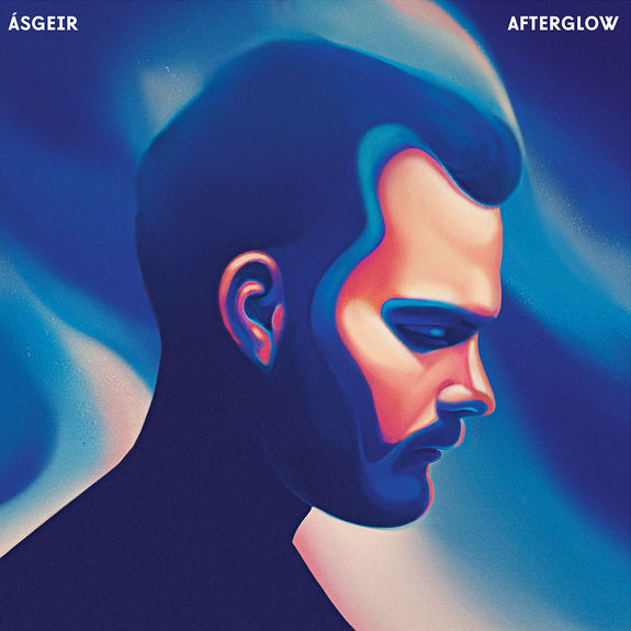 Ásgeir: Afterglow: Orange/Yellow Vinyl + Signed Art Card