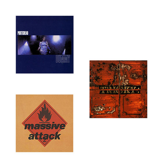 Various Artists: Bristol Classics: Massive Attack, Tricky & Portishead: Limited Edition Bundle