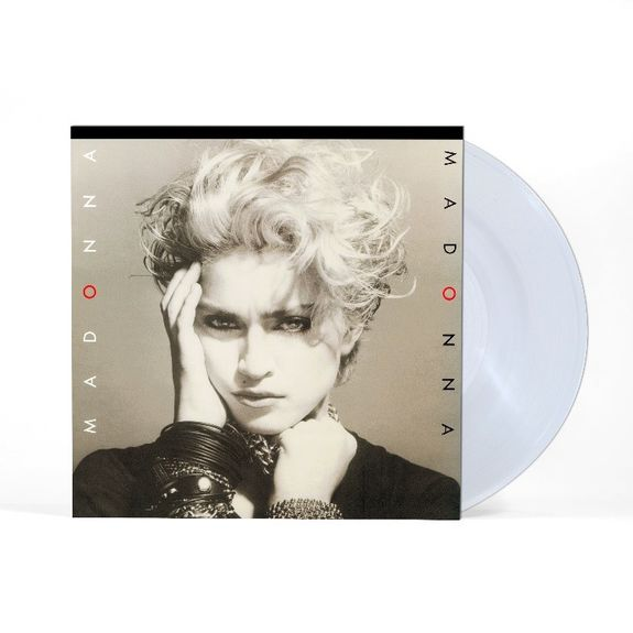 Madonna: Madonna: Limited Edition Clear Vinyl