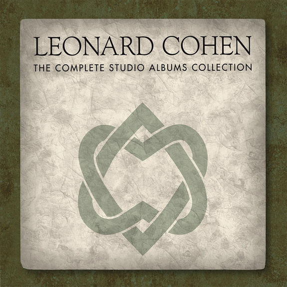Leonard Cohen: The Complete Studio Albums Collection
