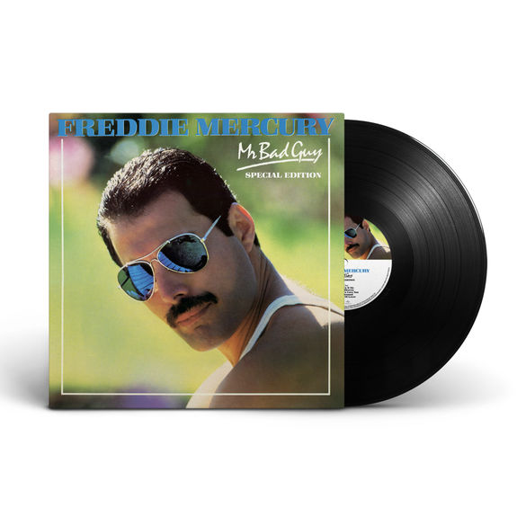 Freddie Mercury: Mr Bad Guy (Special Edition) 180g Vinyl