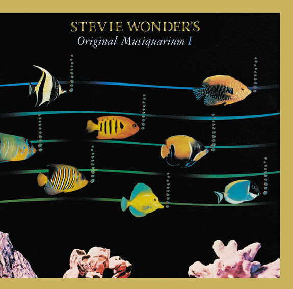 Stevie Wonder: Original Musiquarium I: 35th Anniversary Reissue
