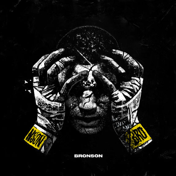 BRONSON (ODESZA, Golden Features): BRONSON: CD