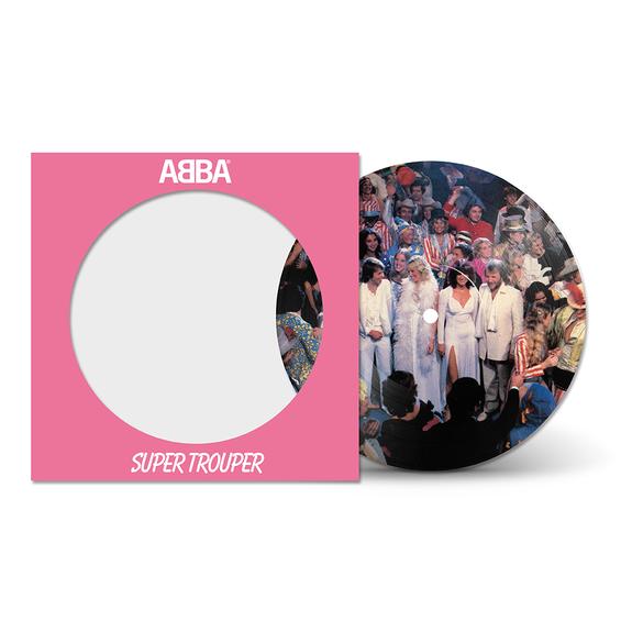 Abba: Super Trouper: Limited Edition Picture Disc