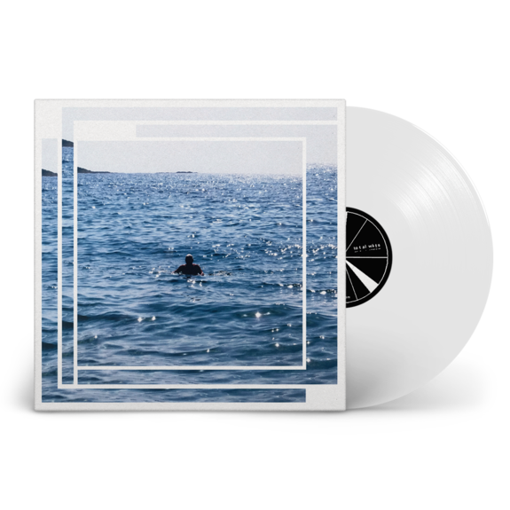 Total Wkts: No Holiday: Signed Exclusive Frosted Glass Vinyl
