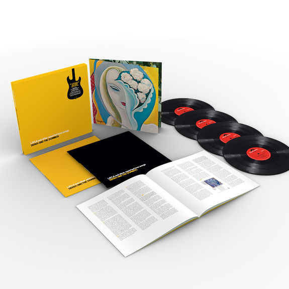 Derek & The Dominos: Layla And Other Assorted Love Songs: 50th Anniversary Edition Box Set