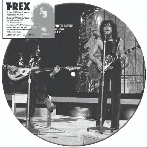 T. Rex: Ride a White Swan: Limited Edition Picture Disc