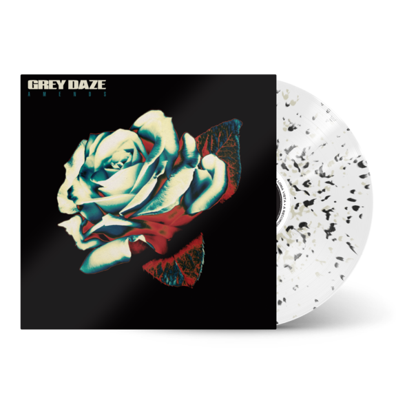 Grey Daze: Amends: Limited Edition Black + White Splatter Vinyl Box Set