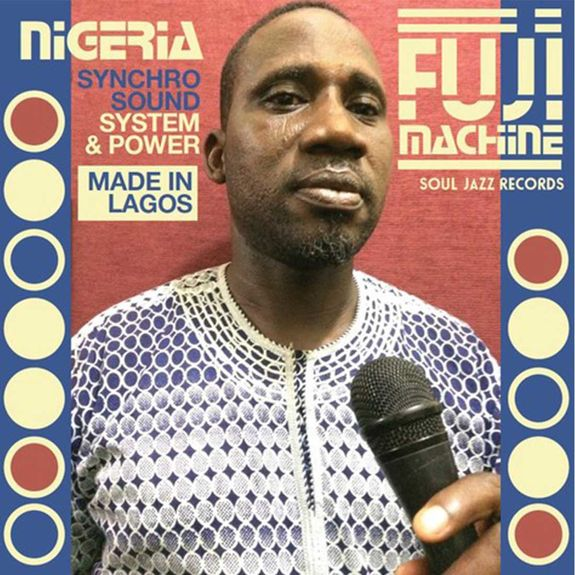 Nigeria Fuji Machine: Synchro Sound System & Power