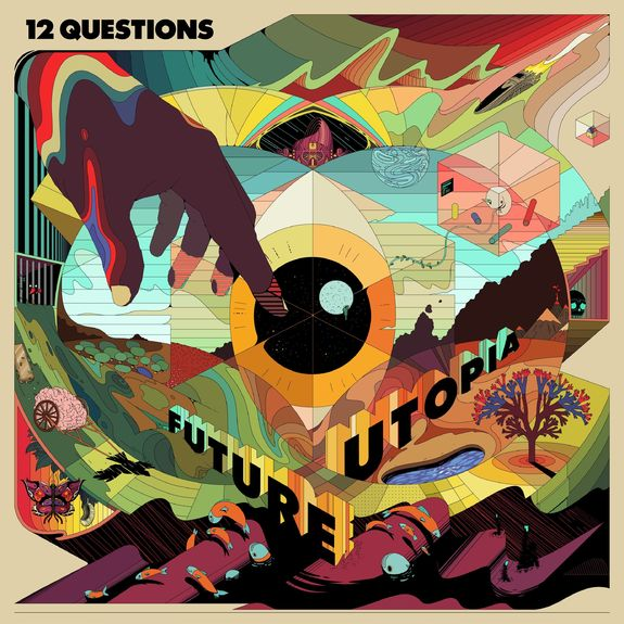 Future Utopia: 12 Questions: Signed CD