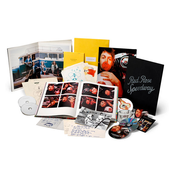 Paul McCartney and Wings: Red Rose Speedway - Deluxe Edition