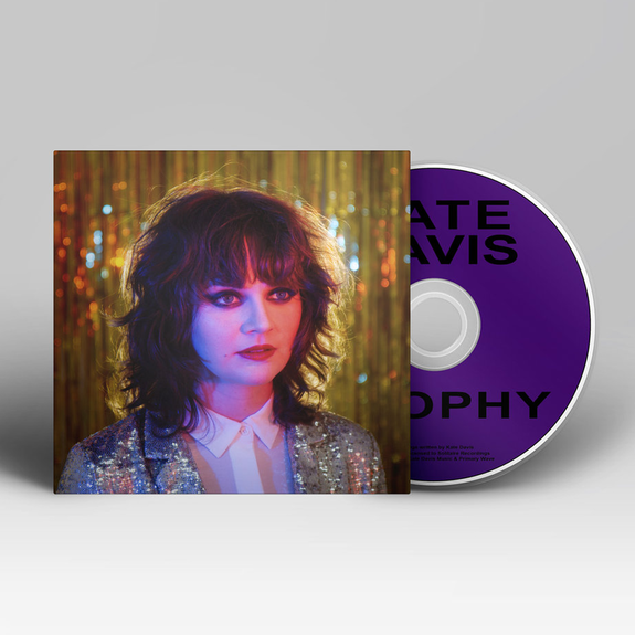 Kate Davis: Trophy: Exclusive Signed CD