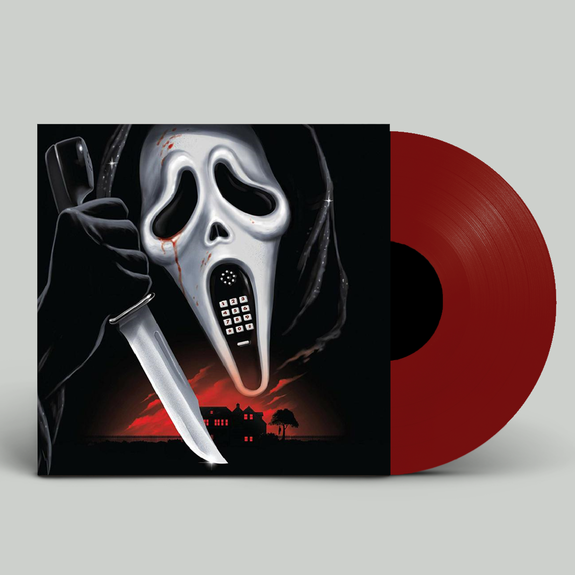Marco Beltrami: Scream / Scream 2 (Official Soundtrack): Red Vinyl
