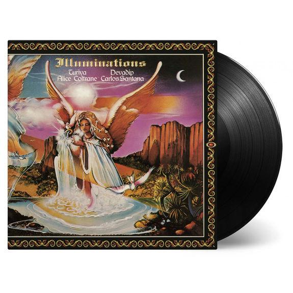 Carlos Santana & Alice Coltrane: Illuminations