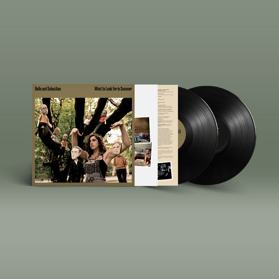 Belle and Sebastian: What To Look For In Summer: Deluxe Gatefold Double Vinyl