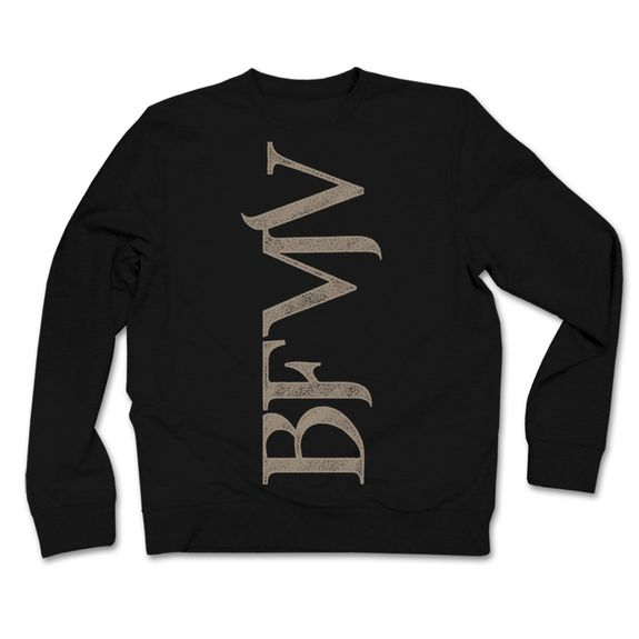 Bullet For My Valentine: Gold Sweatshirt