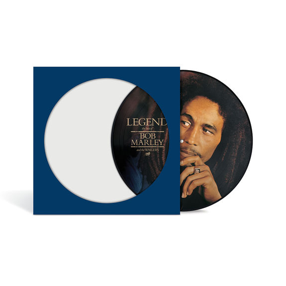 Bob Marley and The Wailers: Legend: Limited Edition Picture Disc