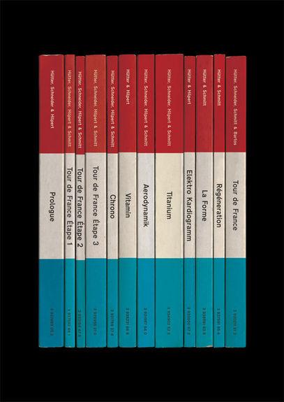 Kraftwerk: 'Tour de France Soundtracks' Album As Books Art Print