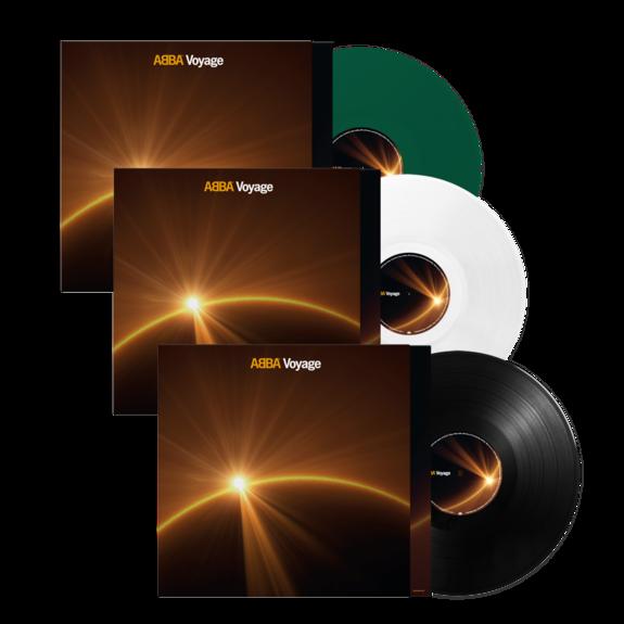 Abba: Voyage (Vinyl Bundle)
