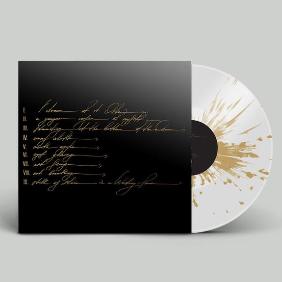 Telefon Tel Aviv: Dreams Are Not Enough: Limited Edition Clear + Gold Splatter Vinyl