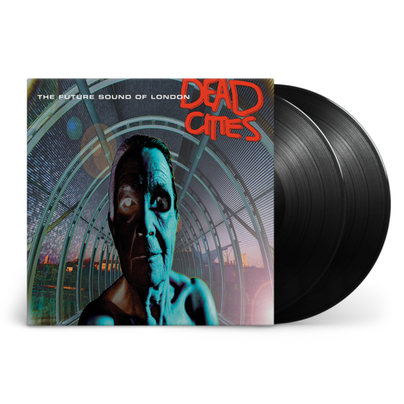 The Future Sound Of London: Dead Cities: Exclusive Vinyl 2LP + Lithograph Print