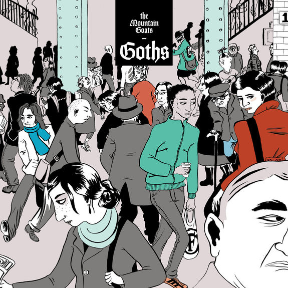 The Mountain Goats: Goths