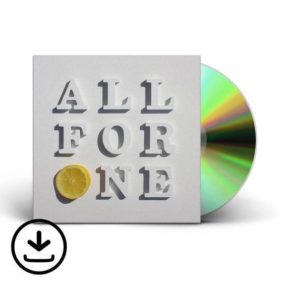 The Stone Roses: All For One CD Single & Download