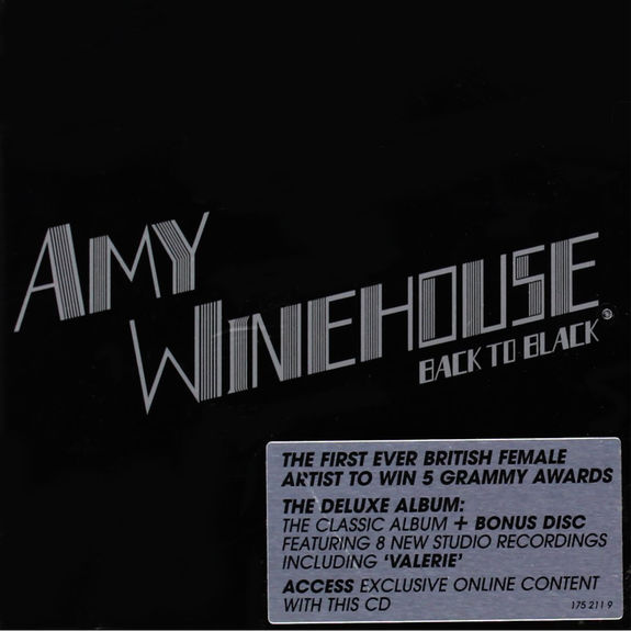 Amy Winehouse: Back To Black Deluxe 2 CD Edition