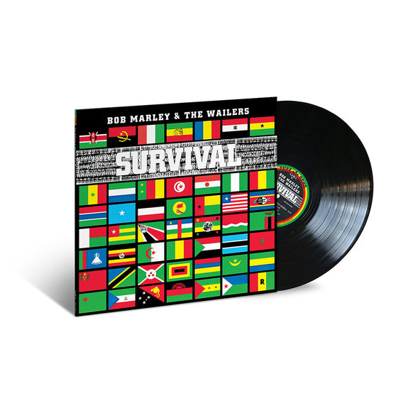 Bob Marley and The Wailers: Survival: Exclusive Tuff Gong Pressing