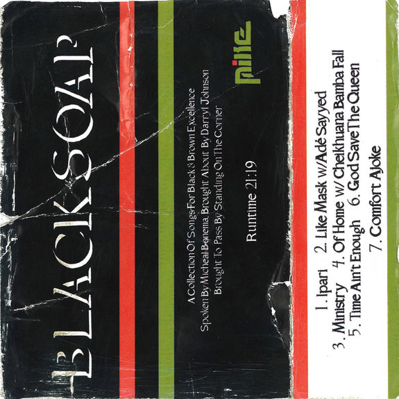Mike: Black Soap