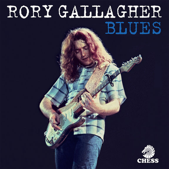 Rory Gallagher: Blues Triple CD