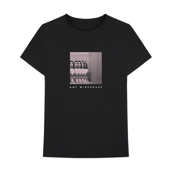 Amy Winehouse: Photo Split T-Shirt