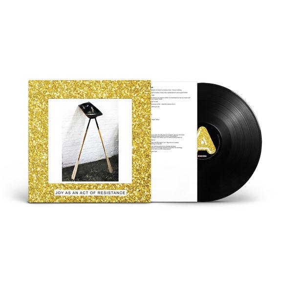 Idles: Joy: Signed Deluxe Vinyl