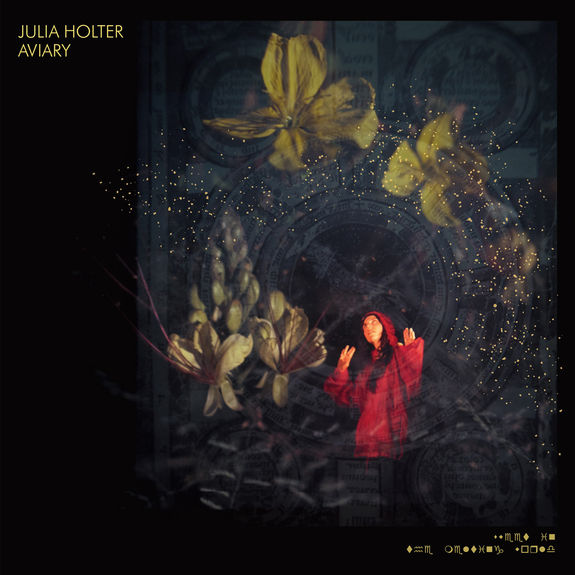 Julia Holter: Aviary: Deluxe Clear Vinyl