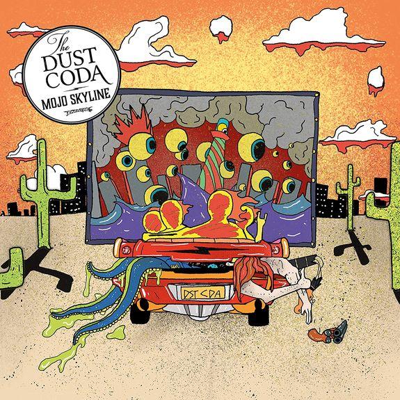 The Dust Coda: Mojo Skyline: Black Vinyl