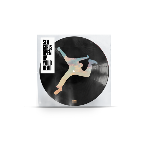 Sea Girls: Open Up Your Head Picture Disc