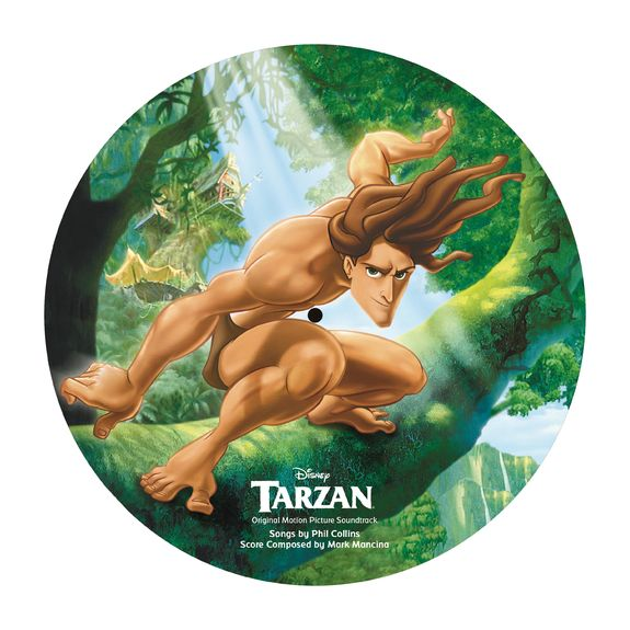 Original Soundtrack: Tarzan Original Film Soundtrack: Limited Edition Picture Disc