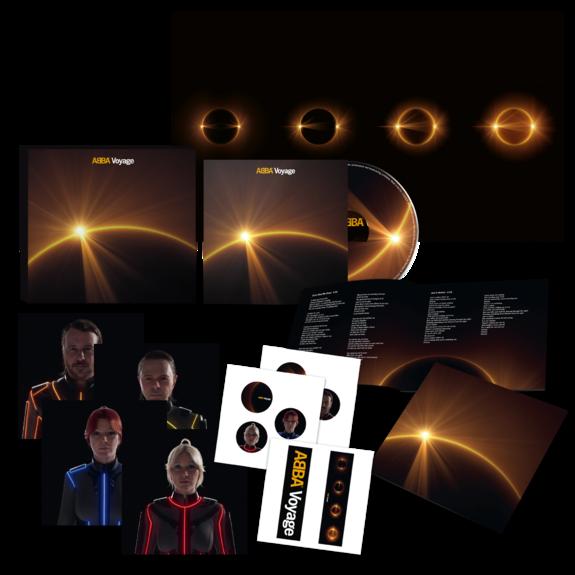 Abba: Voyage (Deluxe Box)