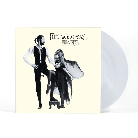 Fleetwood Mac: Rumours: Limited Edition Clear Vinyl LP