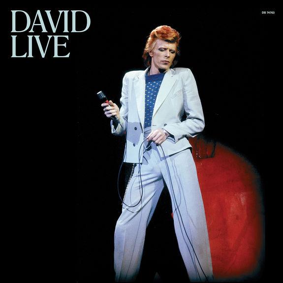 David Bowie: David Live (2005 mix)