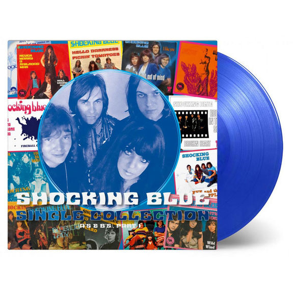 Shocking Blue: Single Collection (Part 2): Double Blue Vinyl [RSD 2019]