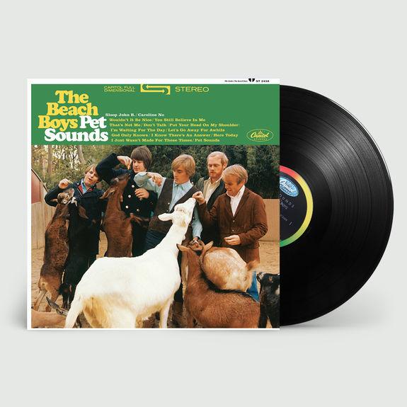 The Beach Boys: Pet Sounds: Stereo Vinyl