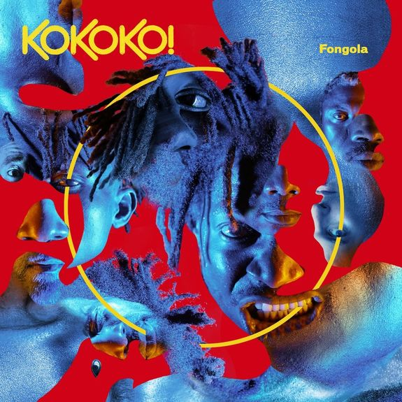 KOKOKO!: Fongola: Vinyl LP with Signed Photograph