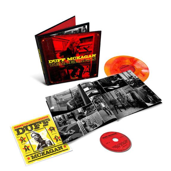Duff McKagan: Tenderness: Limited Edition Starburst Coloured Vinyl