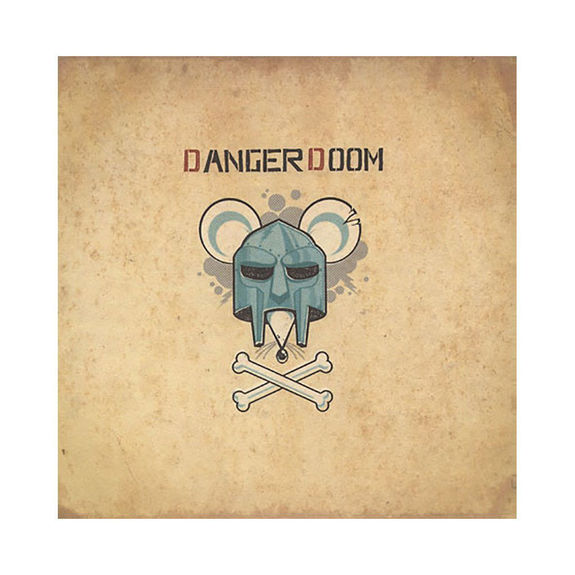Dangerdoom: THE MOUSE AND THE MASK
