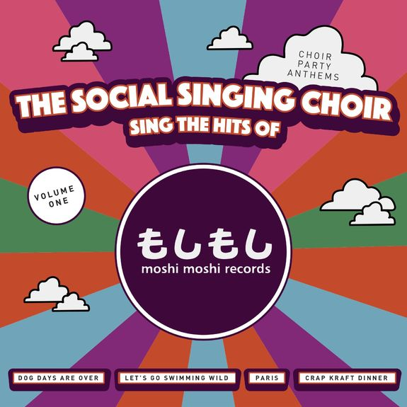 The Social Singing Choir: Sings The Hits of Moshi Moshi Records