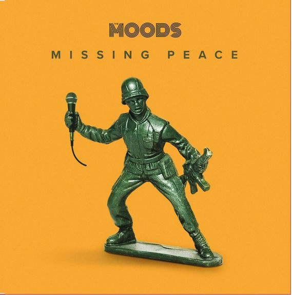 The Moods: Missing Peace: Signed