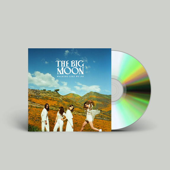 The Big Moon: Walking Like We Do: Signed CD