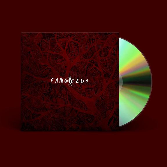 Fangclub: Fangclub: Signed CD